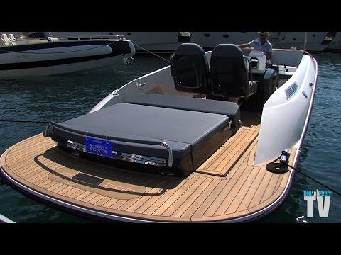 """Luxury Yacht Tender """"VIRGO TT"""" by Clear"""