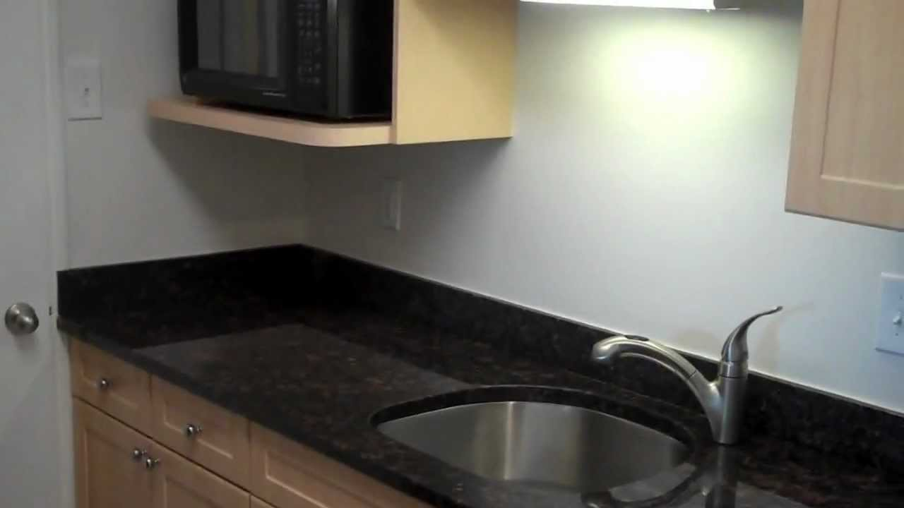 Lincoln Heights Apartments Quincy Ma 1 Bedroom Granite Floorplan Youtube