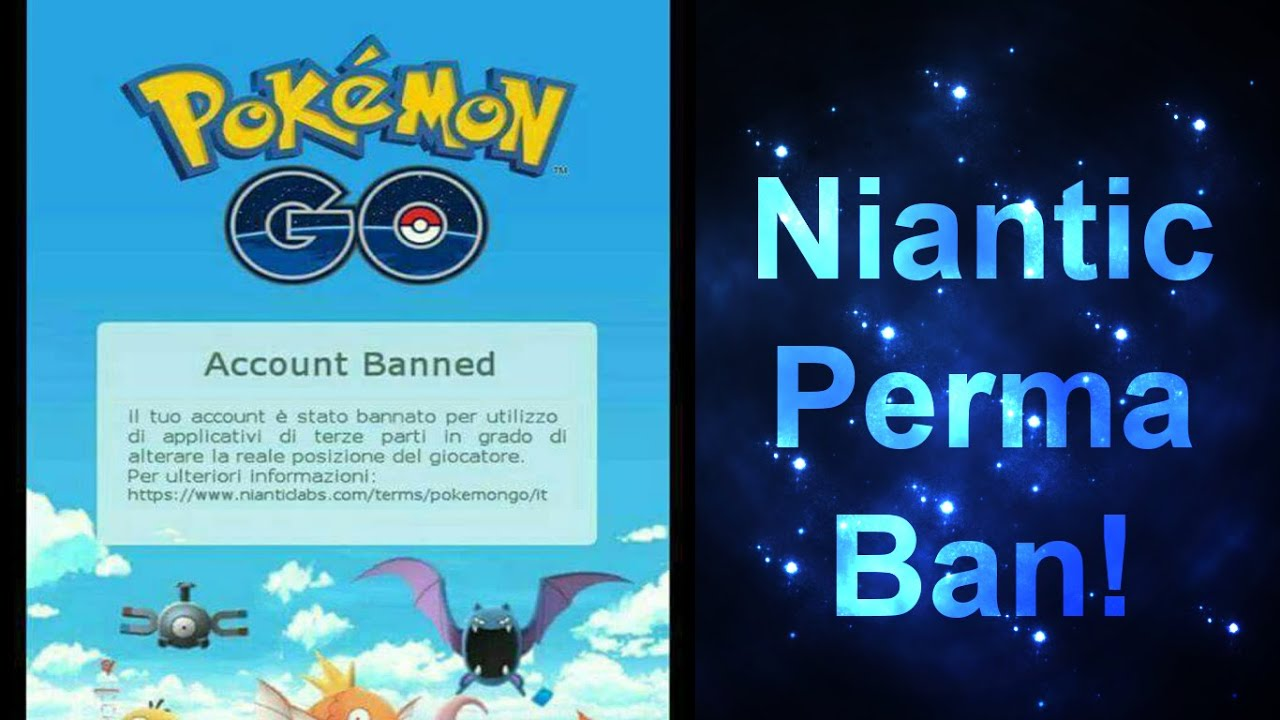 niantic permanently bans pokemon go players! is it worth it? - youtube