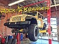 RockKrawler 3.5in Flex lift Installed | Jeep Upgrades | Jeep JK