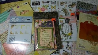 Baixar I Found a New Scrapbook Store!  Creative Chaos Papercrafting Haul