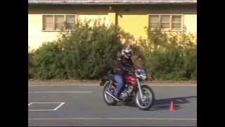 MOST- Motorcycle Rider Test in NSW.