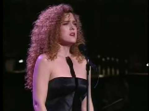 Not A Day Goes By - Bernadette Peters