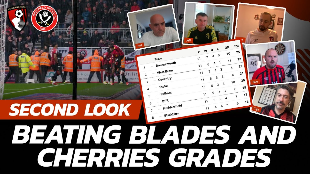 Download CHERRIES IN 2021/22 - THE STORY SO FAR: AFC Bournemouth Player Ratings & Season Review Show