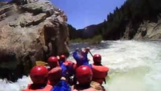 Sun Valley Rafting in Stanley Idaho