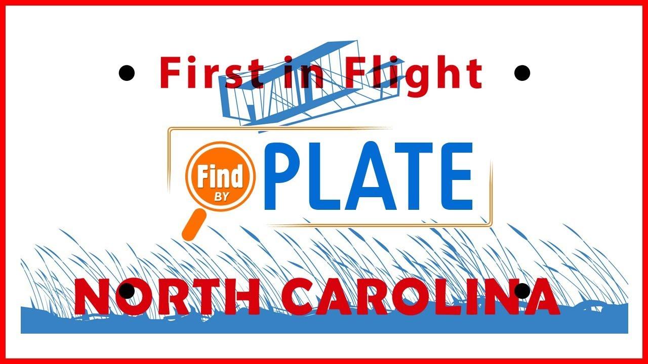 Look Up License Plates from North Carolina