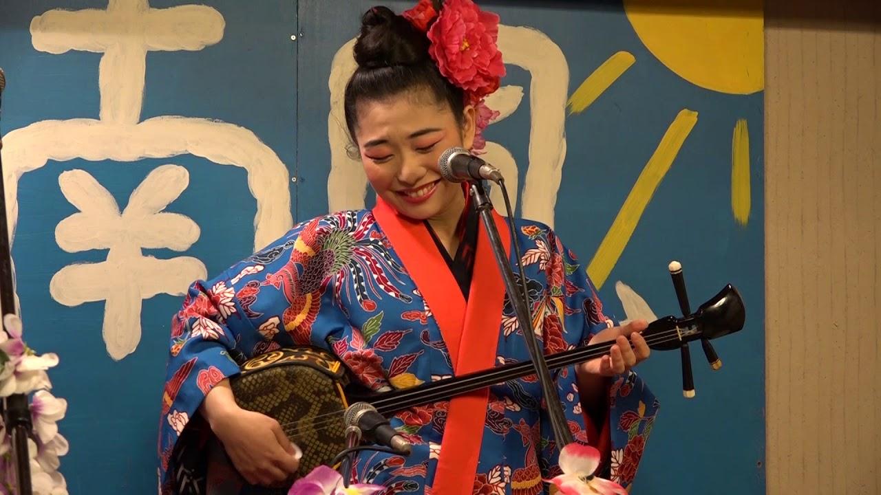 Okinawan Music Live Show Ineshiri Ubshi And Tinsagu Nu Hana Youtube