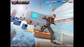Cross Fire China || Jump M (Running Jump Mode) !