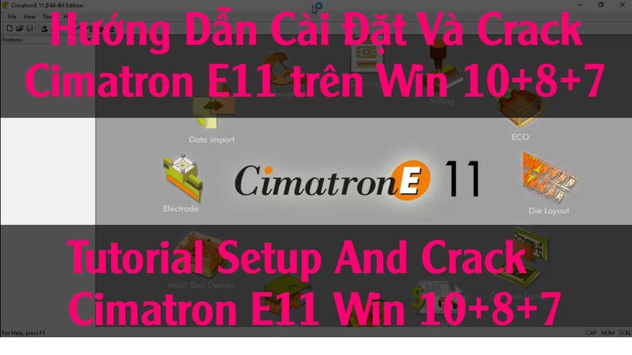 cimatron e12 crack