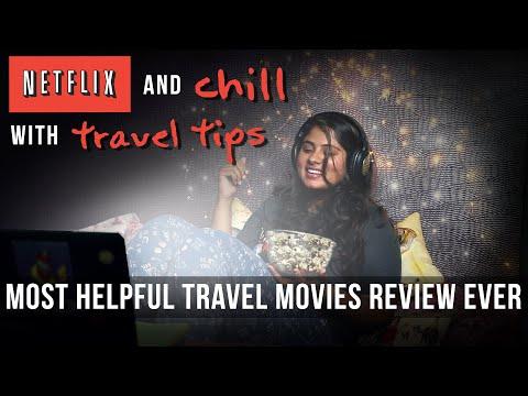 Travel Movies to watch during Coronavirus Quarantine | Travel Tips & Hacks from them | Movie Review