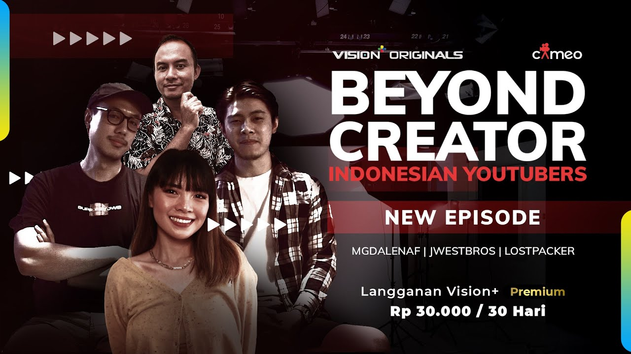 Official Teaser Beyond Creator: Indonesian Youtubers Ep. 7 | The Journey