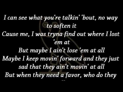 Drake   0 to 100 Lyrics