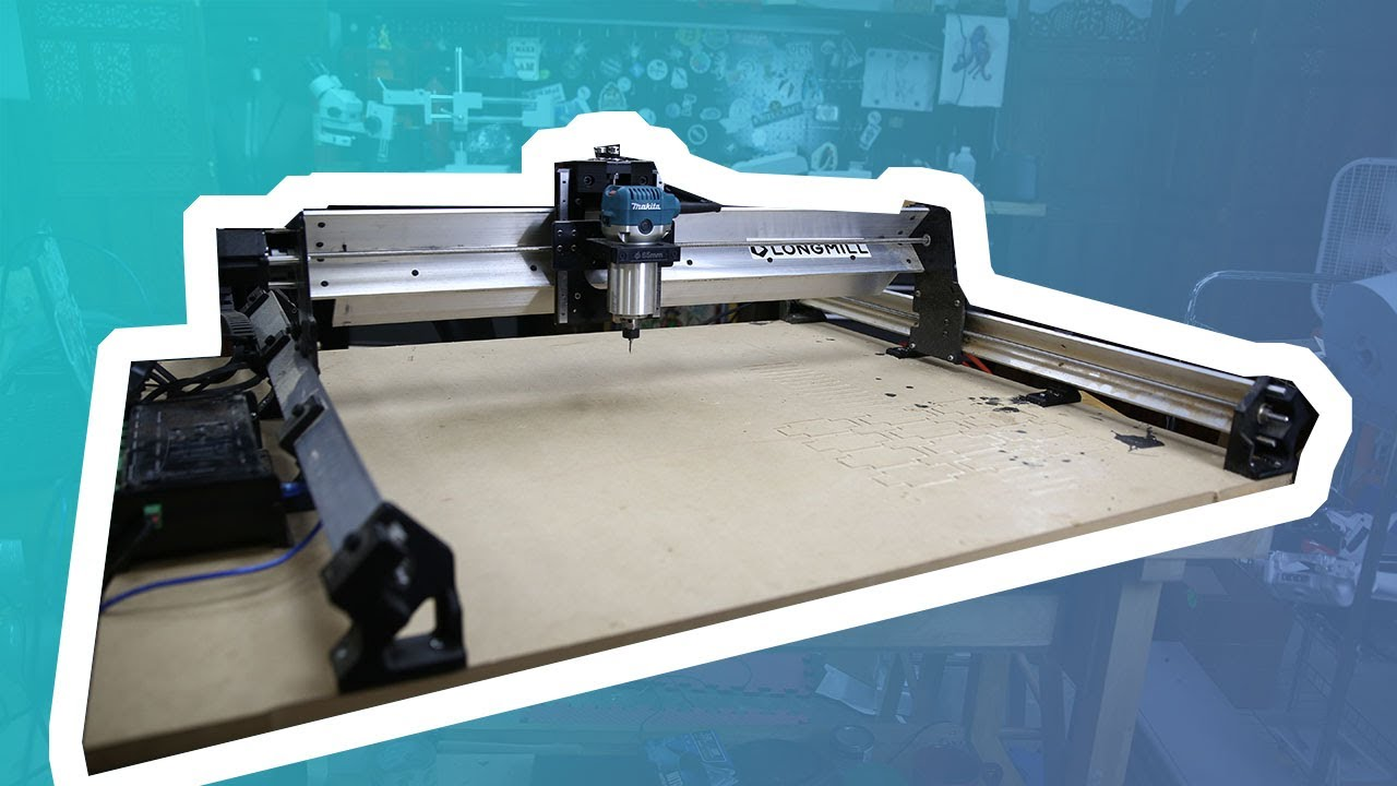 First Look: The Longmill CNC Router
