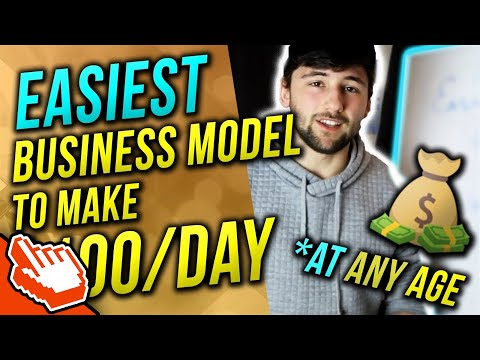 EASIEST Way To Make $100 A Day From Home (Even If You're Broke)