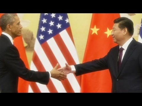 U.S. and China reach historic agreement on climate change