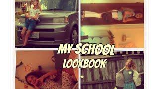 My School Look-Book! ~OliveAdora