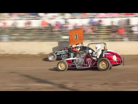 Legends Night at Fremont Speedway 6-11-2016