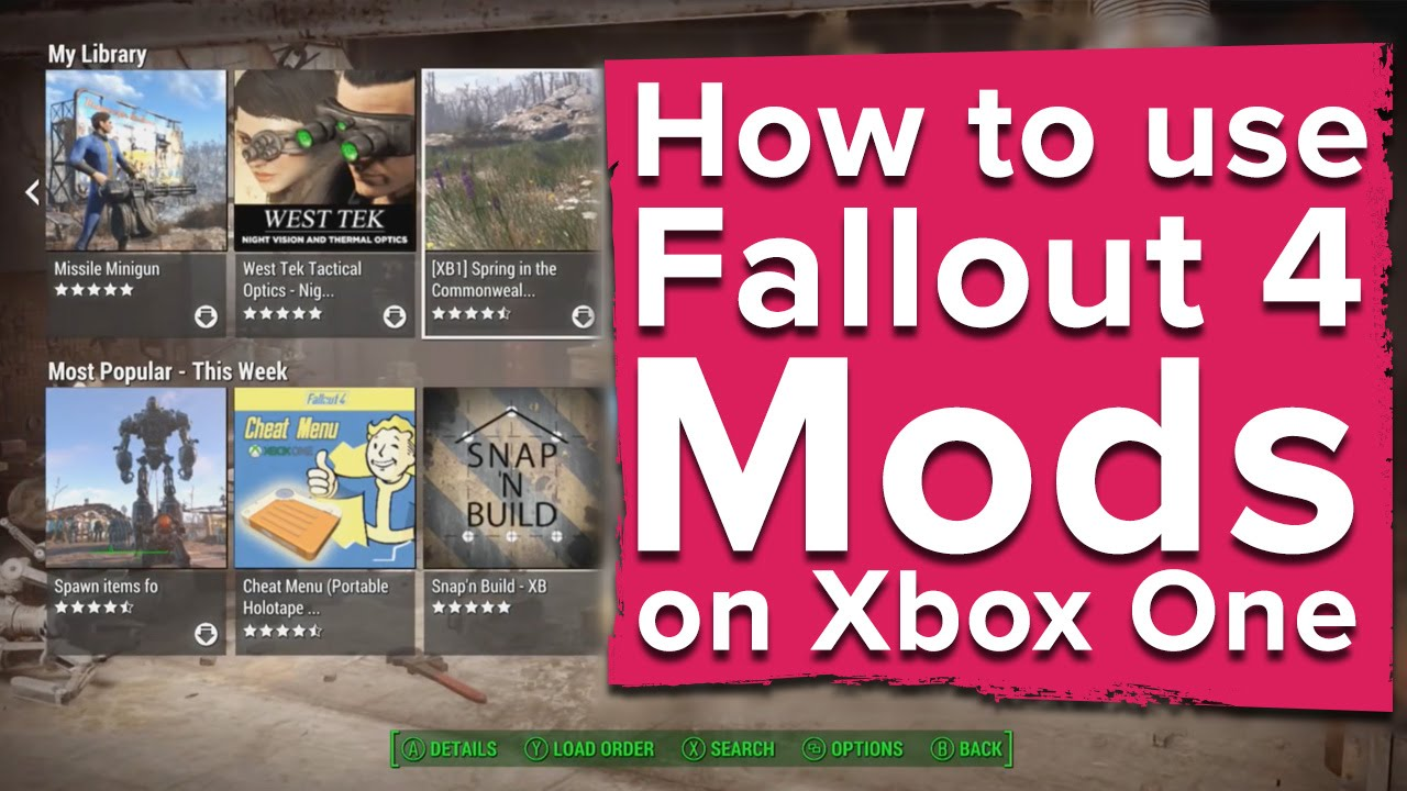 Skyrim mods on PS4, Xbox One, PC - How to install mods in the