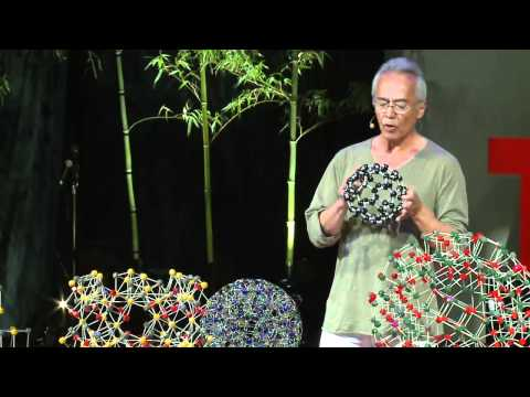 An Architect's Exploration of Atomic Structure - [English]: Edward Suzuki at TEDxTokyo