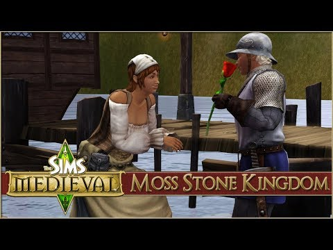 Medieval Romance Becomes Plague Kisses • Sims Medieval: Moss Stone Kingdom - Episode #48