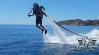 Mallorca Water Jet Pack Flight