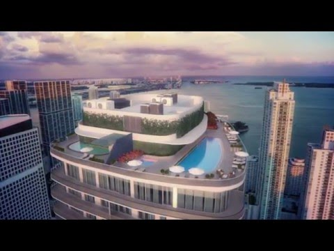 Miami New Apartment - SLS LUX Brickell Penthouse