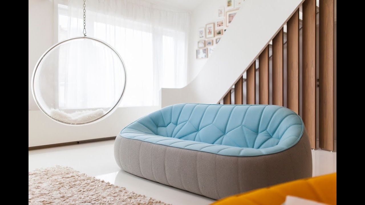 hanging chair for bedroom - YouTube