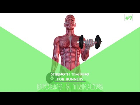 Strength Training For Runners | Exercise #9: Arms | Salt Lake City Sports & Running Chiropractor