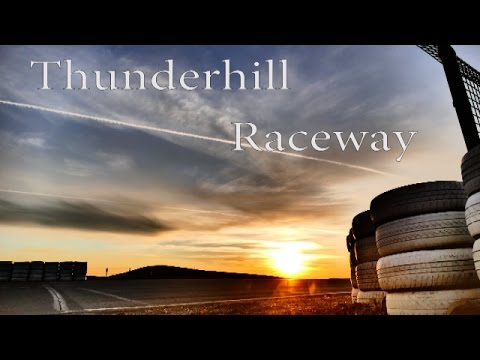 Thunderhill Raceway - High level of smiles to miles