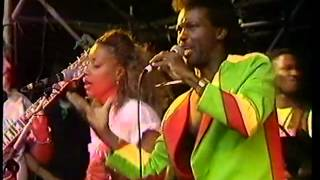 Arrow - Groove Master Live! - Nottingham England, Carnival 1989