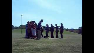 Chickasaw Stomp Dance at Chickasaw Cultural Center