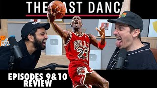 Andrew Schulz Reviews The Last Dance Ep 9 & 10 w/ Akaash Singh