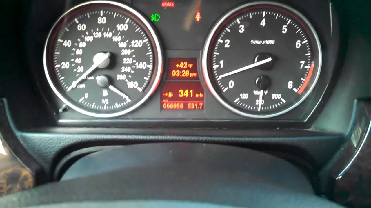 2007 BMW 335i Twin Turbo 6 speed Manual Navigation  YouTube