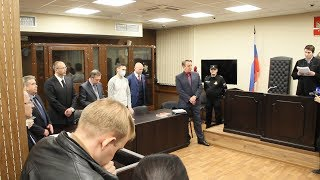 Приговор Игорю Пушкареву: 15 лет строгого режима (запись из суда)