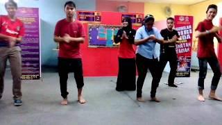 traning menari JAMILAH JAMIDONG