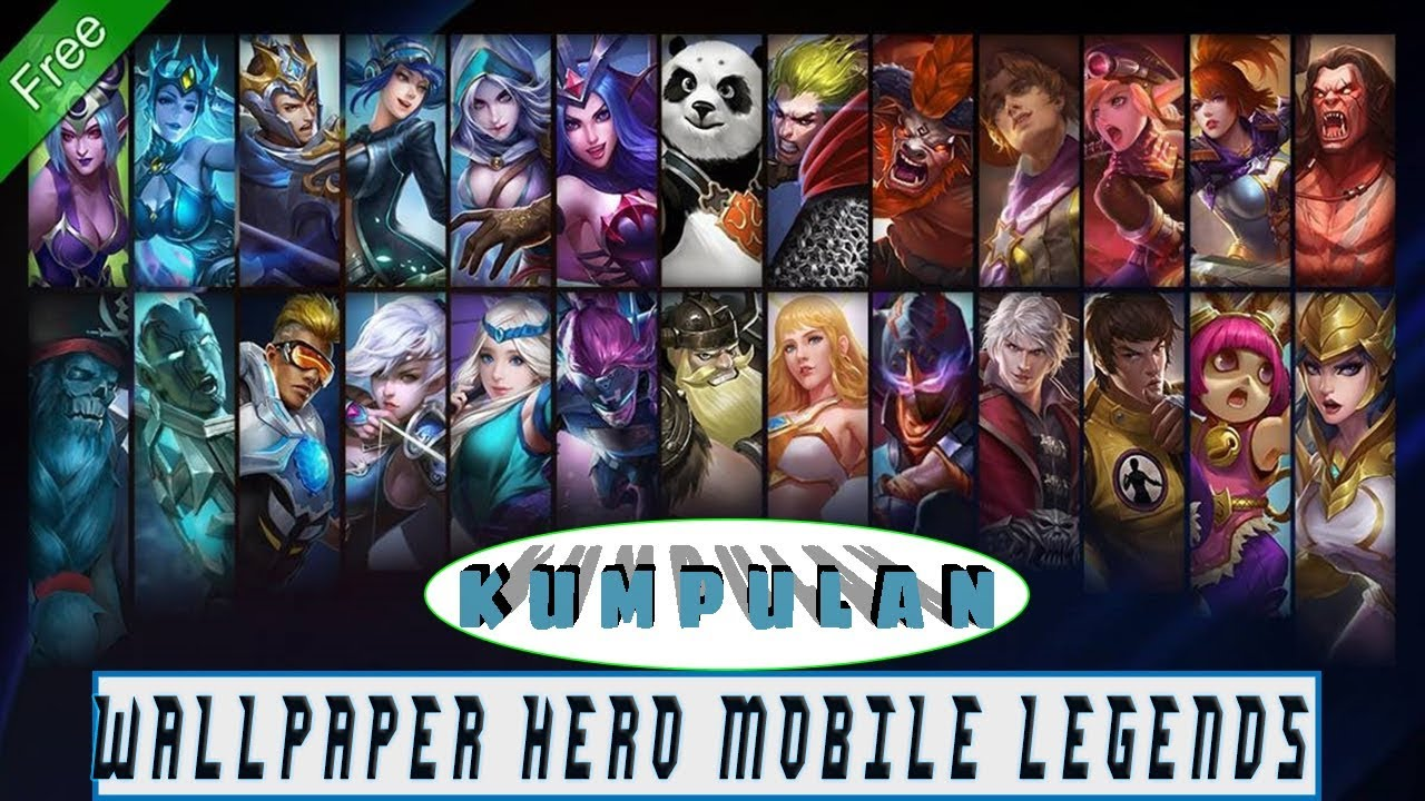 Kumpulan Wallpaper Hero Keren   Mobile Legends