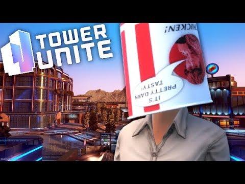 GROS BORDEL DANS UN HÔTEL ! (TOWER UNITE Fun)