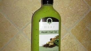 "Blair's Heat Collection ""wasabi Green Tea"" Exotic Hot Sauce Review"