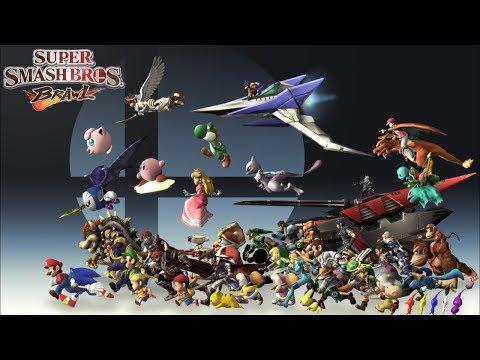 Super Smash Bros Brawl - NVC Plays Live!