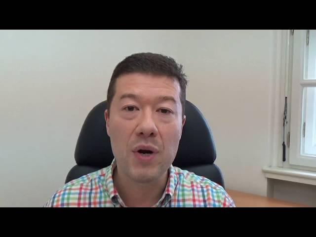 Tomio Okamura: Ekonomické sankce vyhlášené EU poškozují ?eský pr?mysl