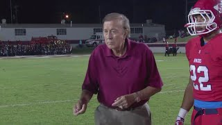Tom Flores a finalist for the Pro Football Hall of Fame