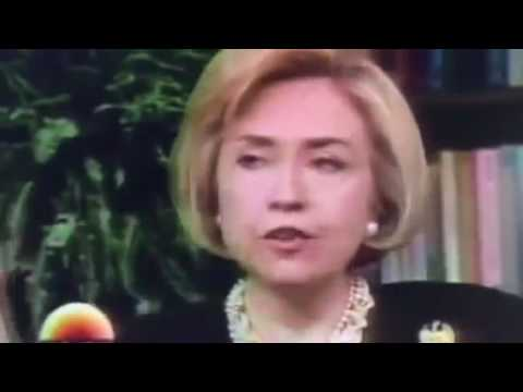 matt lauer hillary clinton interview 2016