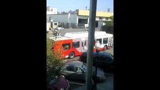 Bus went down the wrong street