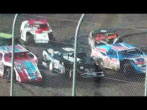 IMCA Modified Heat Races @ Willamette Speedway 2017