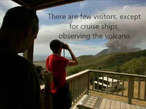 Montserrat Eruption, Soufriere Hills