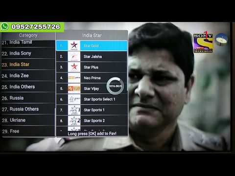 12 हज़ार TV CHANNEL ON Android TV Box Without Dish Watch 12000 TV Channel