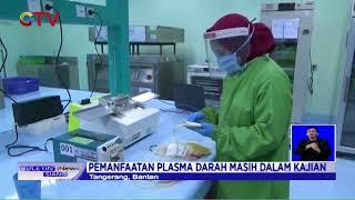 Percepatan Pemulihan COVID-19, Pemkot Tangerang Berencana Manfaatkan Plasma Darah - BIS 06/08