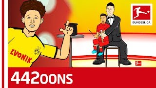 Bundesliga's Got Talent - Who Will Be The Next Champion? - Powered by 442oons