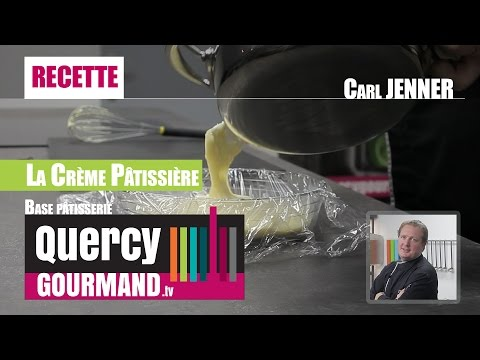 Recette : CREME PATISSIERE – quercygourmand.tv