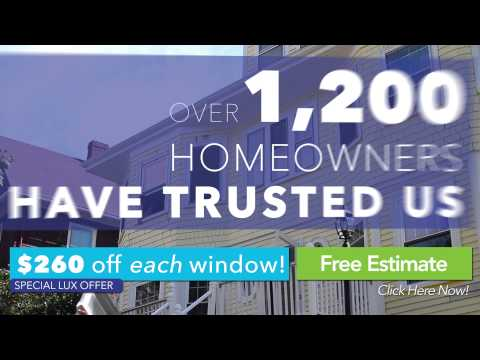 Portsmouth NH Windows - Window Discount - Lux Renovations